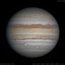 Jupiter | 2019-08-06 3:34 | RGB,                                Chappel Astro