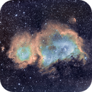 IC1848 pseudo SHO workflow from OSC data,                                Philipp Weller
