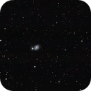 Whirpool galaxy,                                Nirvaein