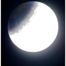 Pleine lune au zénith,                                Ariel