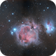 January 02, 2016 Orion Nebula (M42) with AT65EDQ,                                Mike_K