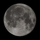 The Full Blue Halloween Moon,                                Steven Bellavia