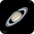 Saturn the diamond of the Solar System,                                Ecleido  Azevedo