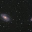 M81 & M82,                                John Michael Bellisario