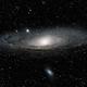 Andromeda galaxy,                                Matthias Titeux