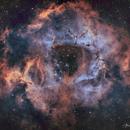 NGC 2244 Rossetta  SHO,                                Astrofotografia A.R.B.