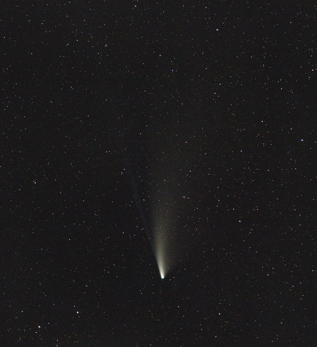 Comet C/2020 F3 (NEOWISE),                                Patrick Duis