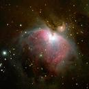 Orion Nebula,                                Rémy Du Pasquier