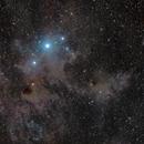LDN 183, LDN 159 in Serpens,                                spacetimepictures