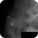 2 piece mosaic of the moon,                                Olli67