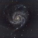 Pinwheel Galaxy 3,                                Darktytanus