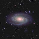 M81, M82 - Bode's Galaxy and Cigar Galaxy,                                Eric Beckinger