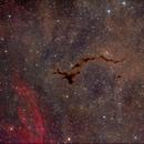 Barnard 150 (LDN 1082) - A Tailgating Dragon,                                Chen Wu