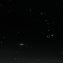 M104 - Sombrero-Galaxie,                                Jens Hartmann
