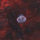 Crescent Nebula - NGC6888,                                Henrique Silva