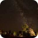 Milky Way at Frenchglen, OR,                                Jan Curtis