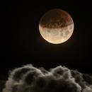 Partial Lunar Eclipse,                                Alfred Leitgeb