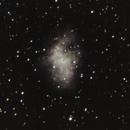 Crab Nebula - Messier 1,                                Jon Stewart