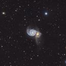 Question Mark Galaxy M51,                                YuSheng