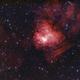 NGC 1491 / Sh2-206,                                John Travis