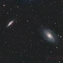 M81 & M82,                                AGameiro