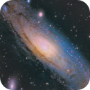 The Andromeda Galaxy (M31),                                Jordanne Brisby