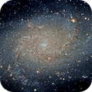 M33 - Triangulum Galaxy,                                Richard Blackshaw