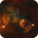 IC443 and SH-249 in SHO,                                Janos Barabas