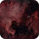 North America and Pelican Nebulas,                                Jon Rista