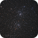 Double Cluster,                                dave Barnard