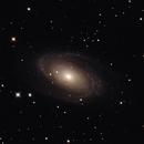 M81 NGC 3031 Galaxie (RC 154/1370 OTA),                                Axel Debieu-Potel
