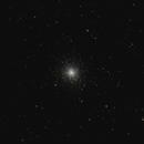 Messier 2, a globular cluster in Aquarius,                                TWFowler
