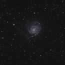 M101 - The Pinwheel Galaxy,                                Trevor Gunderson