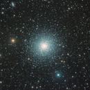M13 l'amas globulaire d'Hercule en LRVB,                                Jean-François Dou...