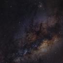 The Milky Way,                                Jacob Bers