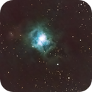 The Iris Nebula NGC 7023,                                David Redwine