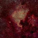 NGC700 North America Nebula,                                Gunnar Maehlum
