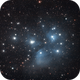 M45 - the Pleiades,                                Sagittarius_a