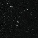Markarian Chain Galaxies,                                Joanot