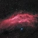 California Nebula NGC1499,                                Johannes Bock
