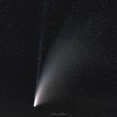 Comet Neowise C/2020 F3,                                Yash