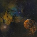 IC 443 & Sh2-249 - Jellyfish Nebula & Neighbors,                                Fabian Rodriguez Frustaglia