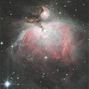 Messier 42,                                Arno Rottal