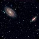 M81 and M82,                                Alf Jacob Nilsen