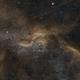Propeller Nebula (DBW111),                                Martin Palenik