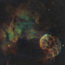 IC443 - Jellyfish Nebula,                                equinoxx