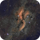 DWB 111 - Propeller Nebula in Cygnus,                                Space_Man_Spiff