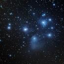 Pleiades (M45),                                Stijn