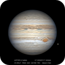 Jupiter & Callisto,                                Mason Chen