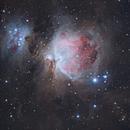 M42 Great Orion nebula version 2,                                Rolandas_S